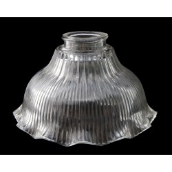 """Industrial"" Glass Shade"