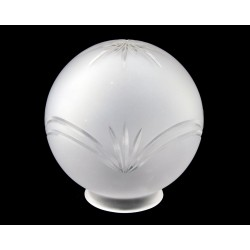 Globe Cut Glass Shade