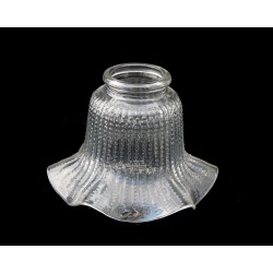 Clear Tulip Glass Shade